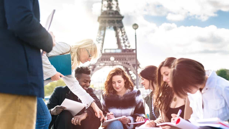 Beasiswa di Prancis untuk Siswa Internasional