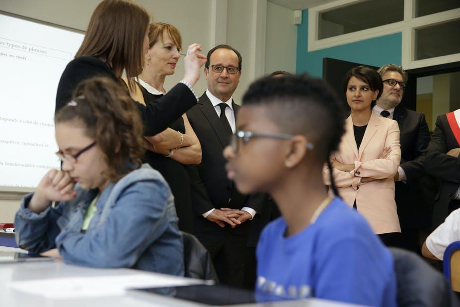 Mengapa Kurikulum Sekolah Prancis dan Reformasi Jadwal Memaksa Guru Turun ke Jalan